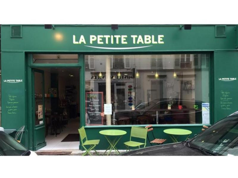 la petite table restaurant bio et engag paris. Black Bedroom Furniture Sets. Home Design Ideas