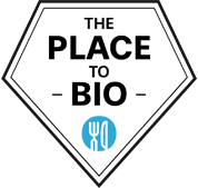 Logo Place to Bio
